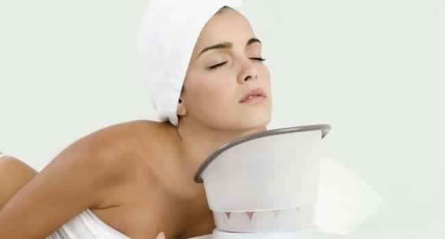 limpieza facial malaga vapor
