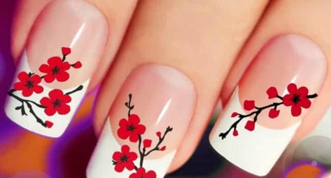 manicura uñas mordidas nail art