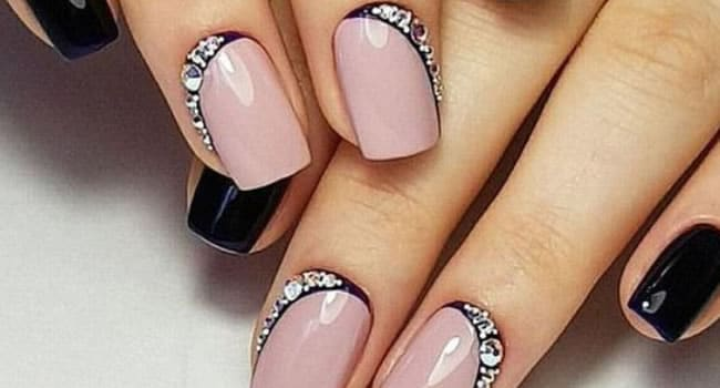 nail art uñas largas